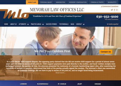 Mevorah Law Offices