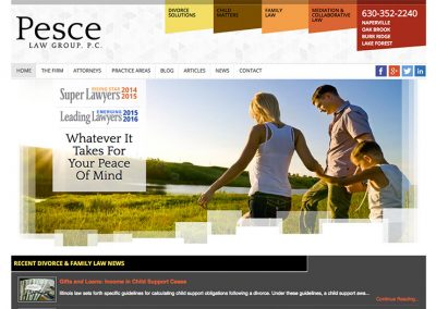 Pesce Law Group